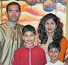 photo the Maturi family
