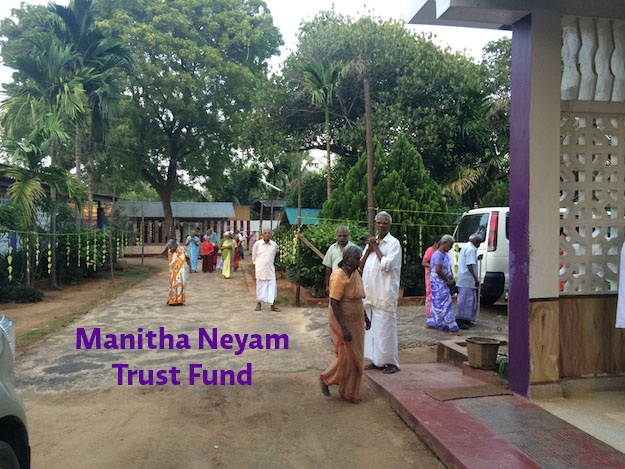 Siva Bhoomi elderly home