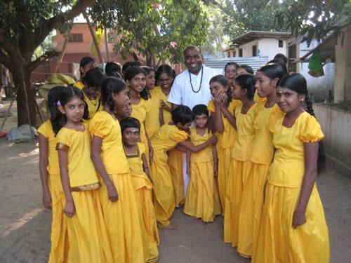 Orphan Girls