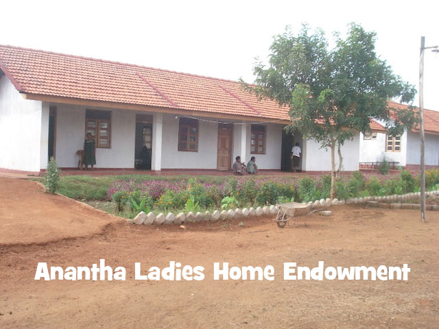 anantha ladies home