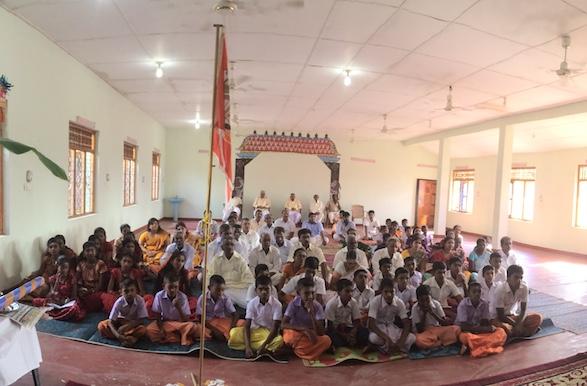 Swami Vipulananta Home