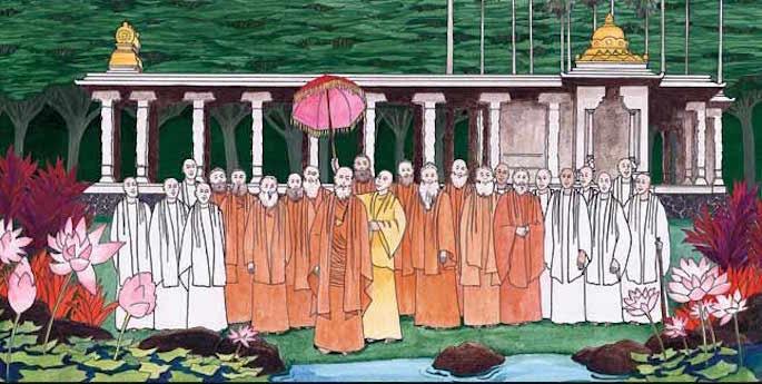 Monastic Endowment